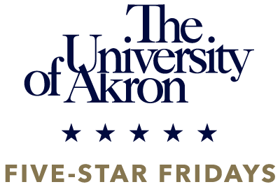Five-Star Fridays at The University of Akron mean more career opportunities for students