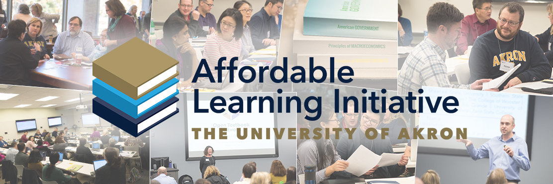 Affordable Learning at UA