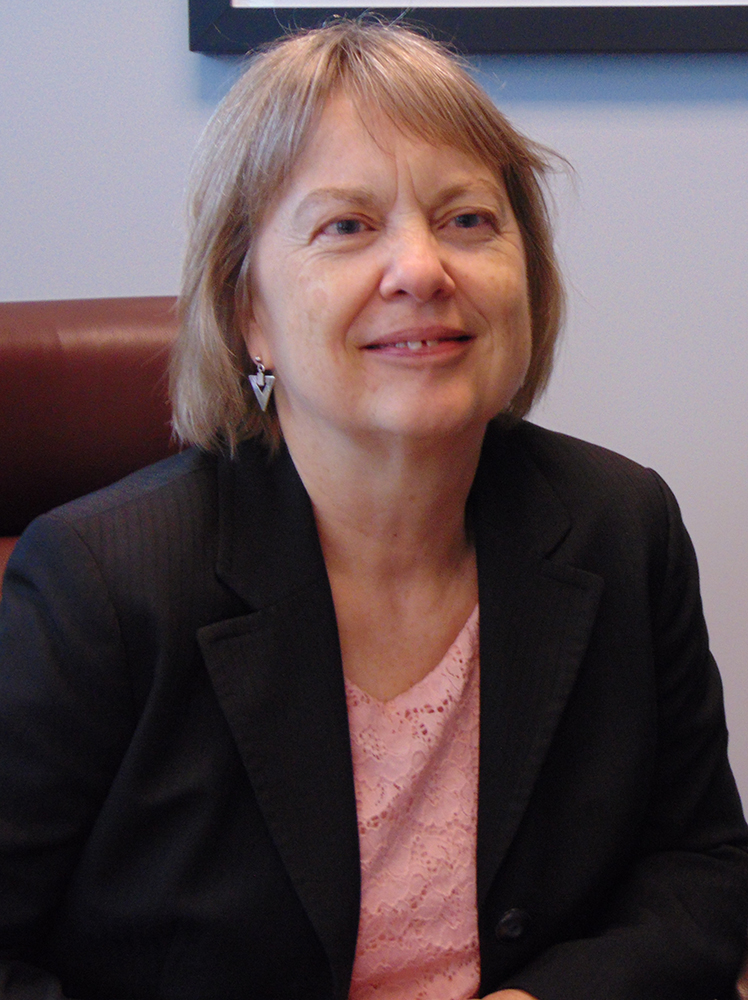 Picture of Dr. Linda Subich, Interim Dean