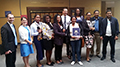 IGB Hosted Delegates from Angola for the International Visitor Leadership Program