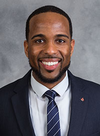 The Univeristy of Akron School of Law Assistant Dean of Admissions, Nolan T. James, Jr., Esq. headshot.