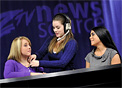 Students at the University of Akron gain hands-on broadcast experience at ZTV
