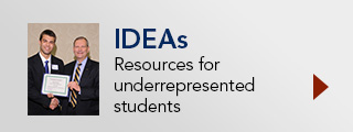 Resources for underrepresented students