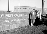 Law students at the Summit County jail