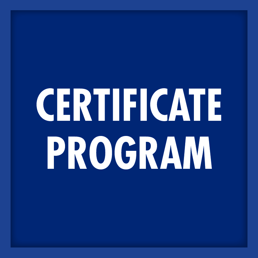 Certificate Prog Button