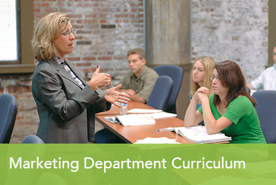 Marketing Department Curriculum