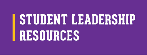 Student Leadership Resources Btn