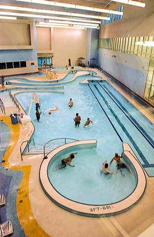 The Coolest Student Rec Centers In The Country Unc Campus Rec