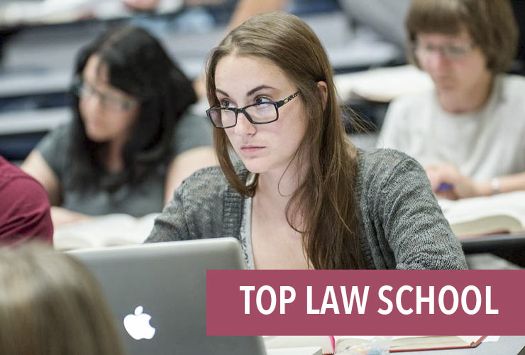 Read why Akron Law is a top school