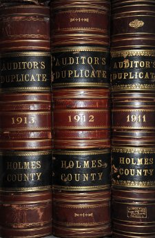 Holmes County Volumes