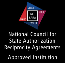 Logo of the National Council for State Authorization Reciprocity Agreements
