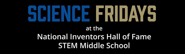 AGPA Science Fridays