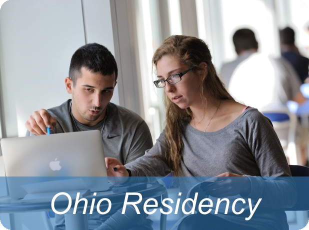 Link to Ohio residency information page