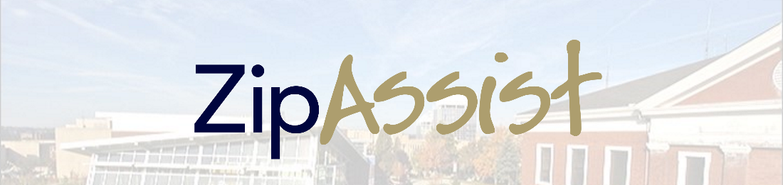 ZipAssist at the University of Akron