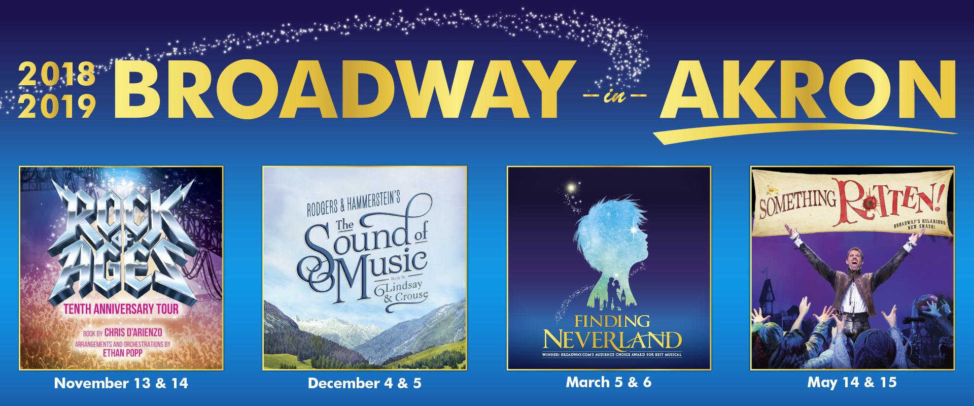Broadway series logo