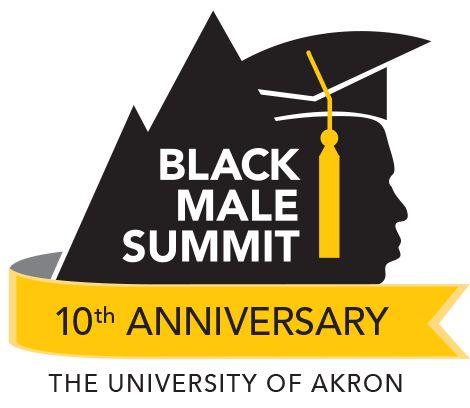 Black Male Summit logo