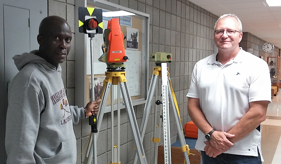 surveying-equipment-donation