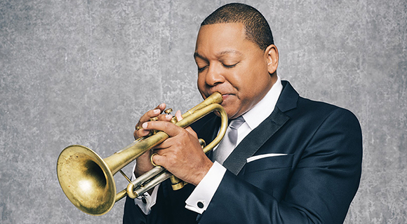 Photo of Wynton Marsalis